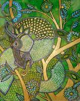 Green Tree Dragon