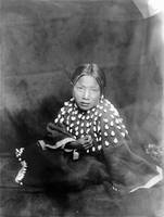 Sioux girl (Dakota)