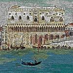"""Il palazzo dei Dogi"" by Loredana_Messina"