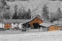 Colorado Barn Boulder County