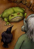Troll Story: image from upcoming book