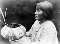 A Lake Mono Basket-Maker
