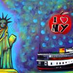 """I Love NY"" by ArtPrints"