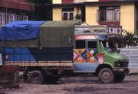 Transport Lorry