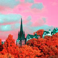 Church on the Hill Art Prints & Posters by Nigel Garwell