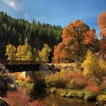 """""""Susan River Bridge On The Bizz 2"""" by jameseddy"""