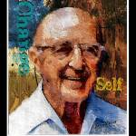 """Carl Rogers Poster"" by jerrybacik"