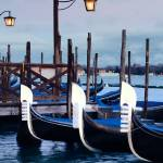 """Venetian Gondoles"" by emporoslight"