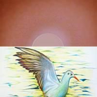 Gull Horizon by Louise Dionne