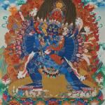 """Vajrabhairava"" by lanjee"