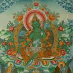 """Green tara"" by lanjee"