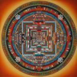 """Kalachakra Mandala"" by lanjee"