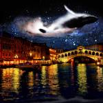 """Venice @ Night"" by Mushk"