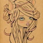 """Flora"" by LeaBarozzi"