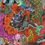 """Caspi Shungu"" by Ayahuasca_Visions"