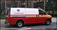 FDNY Communications Van
