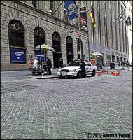 NYPD - Wall Street detail