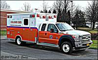 Colonie EMS Department - Squad 661