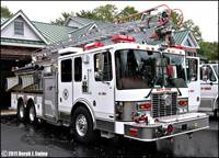 Malta Ridge Vol. Fire Co. - Engine/Ladder 381