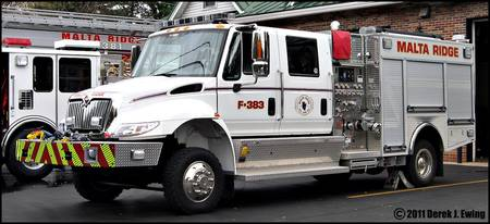 Malta Ridge Vol. Fire Co. - F383