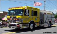 Hillcrest Fire Department - Engine / Rescue 342
