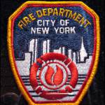 """FDNY patch"" by Code4North"