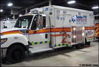 Boston EMS Ambulance