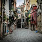 """""""Deserted Venetian Street"""" by JosephPlotz"""