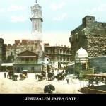 """JERUSALEM JAFFA GATE  FINAL EDITTEXT"" by vintagephotos1900"