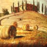 """Golden Hay"" by ChristopherClark"