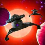 """Klingon Battle Cruisers"" by jt85"