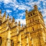 """Exeter Cathedral Spiritual Devon England"" by SteveWalton"