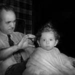 """""""Barber - First Haircut"""" by mikesavad"""