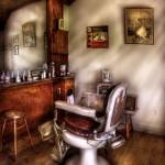 """Barber - In The Barber Shop"" by mikesavad"