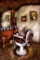 Barber - In The Barber Shop