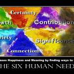 """The Six Human Needs"" by jerrybacik"