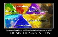 The Six Human Needs