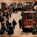 """Taksim Istanbul"" by HAX"