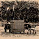 """Summer in Paris no 2"" by HAX"