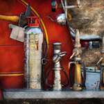 """Fireman - An Assortment of Nozzles"" by mikesavad"