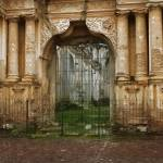 """Ancient Ecclesiastical Ruin in Antigua, Guatemala"" by charker"