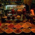 """Aswan Market Spice Stall"" by rik"