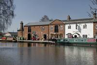 The Swan Inn, Fradley Junction (30833-RDA)