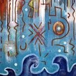 """""""Aztec Ruins"""" by ArtPrints"""