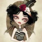 """""""Countess Nocturne"""" by sandygrafik_arts"""