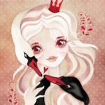 """Swan Princess"" by sandygrafik_arts"