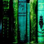 """Vintage Books"" by bonniebruno"