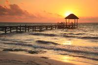 Sunrise Dock, Playa Del Carmen, Mexico