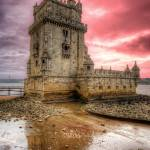 """Belem Tower Lisbon Portugal"" by manateevoyager"