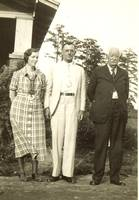 Thomas P. & Birdie Allen with T. H. Allen